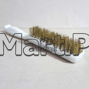 Brush Brass Wire Plastic Body